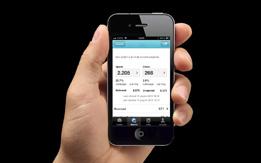 App Carmix para máquina hormigonera