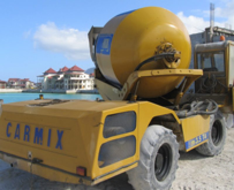 Cantiere Seychelles