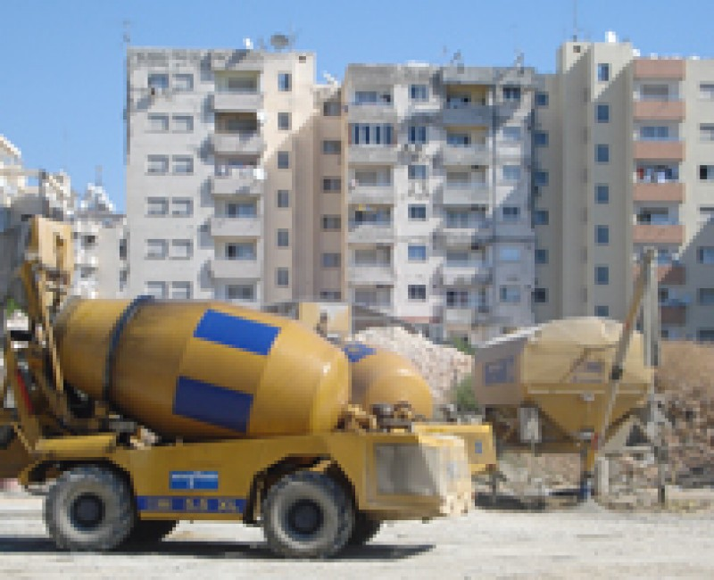 Worksite in Cyprus