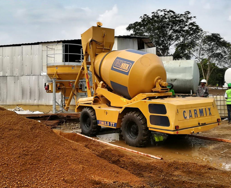 Worksites in Moanda Gabon