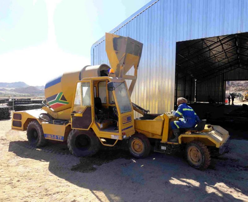 Worksites in Onseepkan Northern Cape